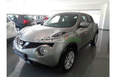 Nissan Juke 1.5dci Tekna Premium 4x2 5 p. en Madrid