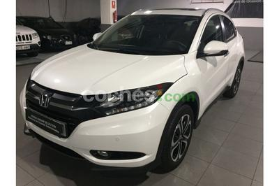Honda HR-V 1.6 i-DTEC Executive - 23.900 € - coches.com