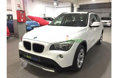 Bmw X1 Xdrive 20d 5 p. en Madrid