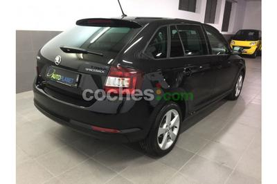 Skoda Spaceback 1.4TDI Ambition - 11.200 € - coches.com