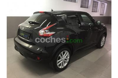 Nissan Juke 1.5dCi Acenta 4x2 - 13.500 € - coches.com