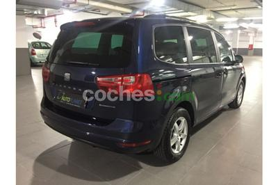 Seat Alhambra 2.0TDI CR Ecomotive Style 140 - 17.900 € - coches.com