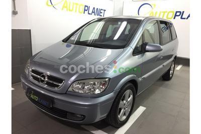 Opel Zafira 2.0dti 16v Blue Line 5 p. en Madrid