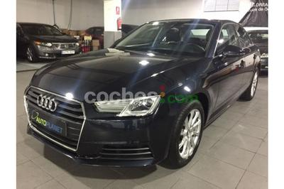 Audi A4 2.0tdi Advanced Edition S Tronic 110kw 4 p. en Madrid