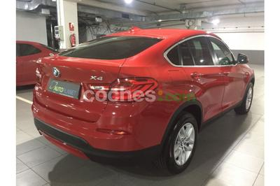 Bmw X4 Xdrive 28ia 5 p. en Madrid