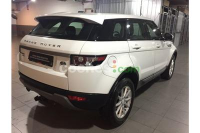 Land Rover Evoque 2.2L eD4 Pure 4x2 - 24.900 € - coches.com