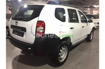Dacia Duster 1.5dci Ambiance 4x2 110 5 p. en Madrid
