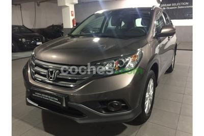 Honda Cr-v Cr-v 1.6i-dtec Elegance Navi 4x2 5 p. en Madrid