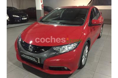 Honda Civic 1.6 I-dtec Sport 5 p. en Madrid
