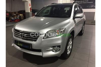 Toyota RAV-4 2.2D-4D Advance 4x2 - 12.900 € - coches.com