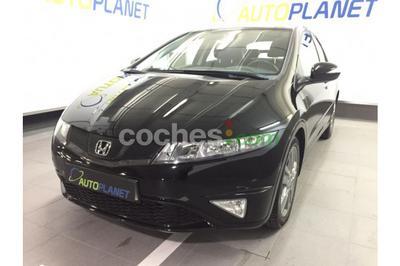 Honda Civic 1.8 i-VTEC Sport - 9.500 € - coches.com