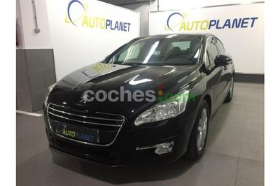 Peugeot 508 2.0hdi Active 140 4 p. en Madrid