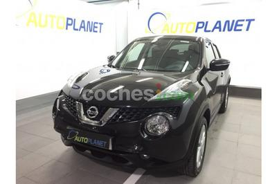 Nissan Juke 1.5dCi Acenta 4x2 - 12.500 € - coches.com
