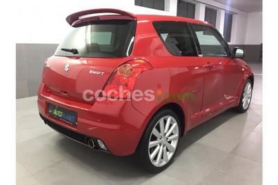 Suzuki Swift 1.6 Sport 3 p. en Madrid