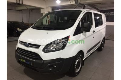 Ford  Van Ambiente 100 - 17.900 - coches.com