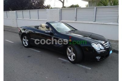 Mercedes SL 350 Aut. - 19.000 € - coches.com