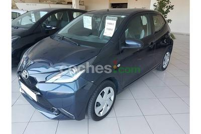 Toyota Aygo 1.0 VVT-i x-play Business - 6.495 € - coches.com