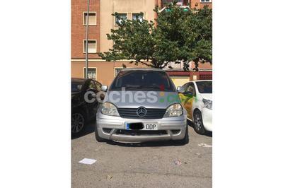 Mercedes Vaneo 1.7cdi Ambiente 91 5 p. en Barcelona