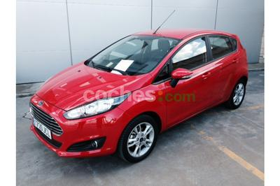 Ford Fiesta 1.0 EcoBoost Trend - 10.500 € - coches.com