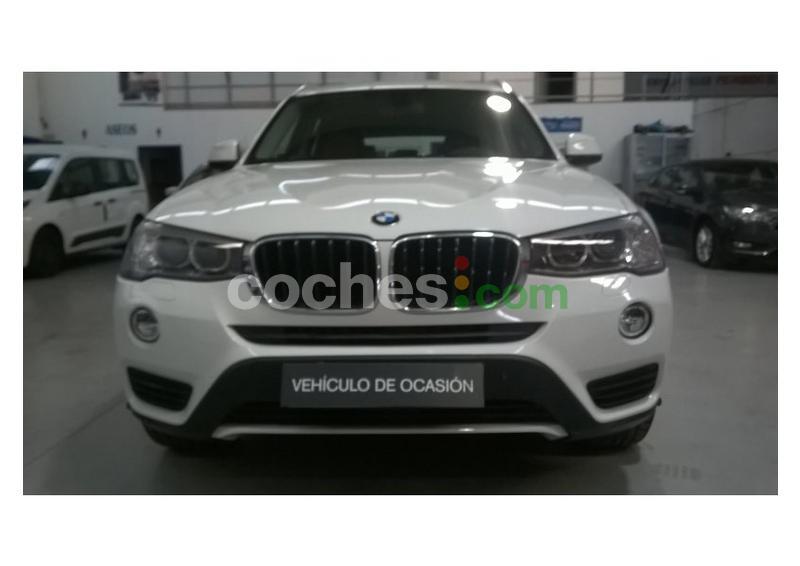 Foto del BMW X3 xDrive 20d