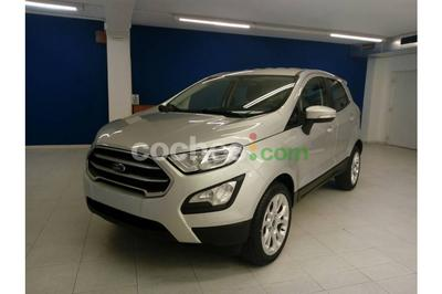 Ford EcoSport 1.0 EcoBoost Trend 125 - 15.480 € - coches.com