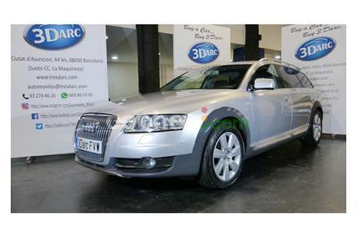 Audi Allroad 2.5TDI quattro - 13.900 € - coches.com