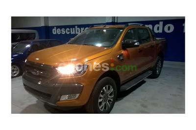 Ford Ranger 3.2TDCI S&S DCb. Wildtrak 4x4 200 - 33.500 € - coches.com
