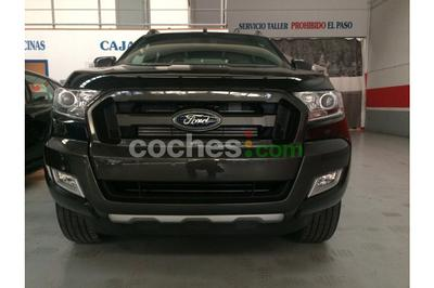 Ford Ranger 3.2TDCI S&S DCb. Wildtrak 4x4 200 - 32.900 € - coches.com