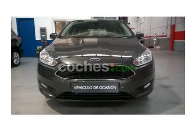 Ford Focus 1.5TDCi Trend+ 120 - 16.700 € - coches.com