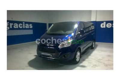 Ford Tourneo Custom 2.0TDCI Titanium 170 - 31.900 € - coches.com