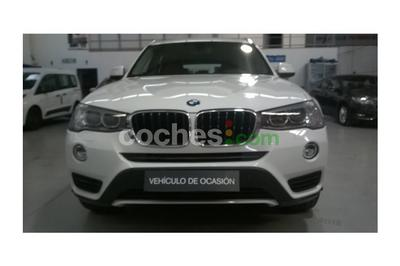 Bmw X3 xDrive 20d - 39.900 € - coches.com
