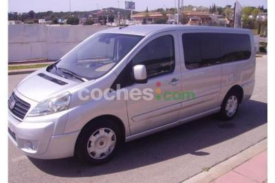Fiat Scudo Panorama 10 Executive C 2.0Mjt - 8.000 € - coches.com