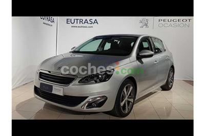 Peugeot 308 2.0 BlueHDi Allure 150 - 17.995 € - coches.com