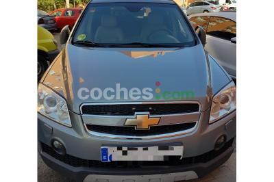 Chevrolet Captiva 2.0VCDi LT 7 pl. - 8.900 € - coches.com