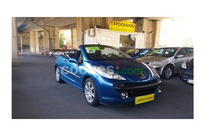 Peugeot 207 Cc 1.6 Vti 2 p. en Guipuzcoa