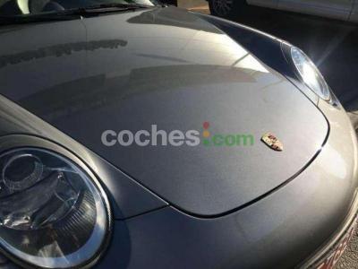 Porsche 911 Carrera 4S Coupé - 43.000 € - coches.com
