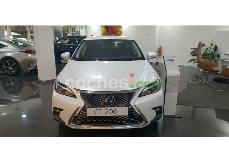 Foto del LEXUS CT 200h Business