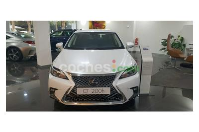 Lexus Ct Ct 200h Business 5 p. en Barcelona