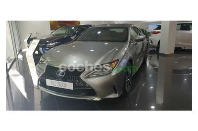 Lexus Rc Rc 300h Business Navigation 2 p. en Barcelona