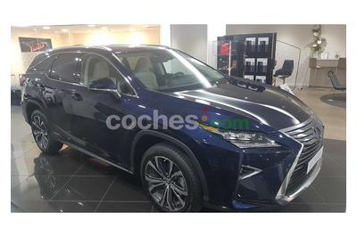 Lexus RX 450h Eco - 71.500 € - coches.com