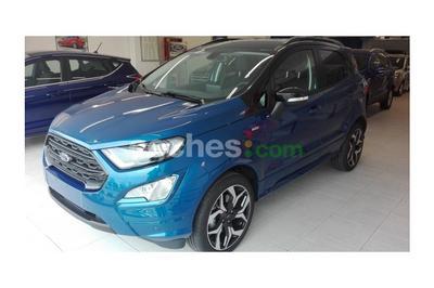 Ford EcoSport 1.5 EcoBlue 4x4 ST Line 125 - 20.700 € - coches.com