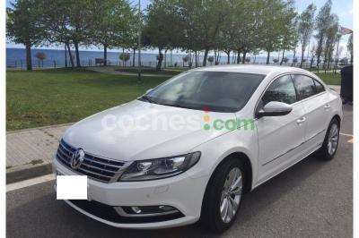 Volkswagen Volkswagen CC 2.0TDI BMT DSG 140 - 21.500 € - coches.com