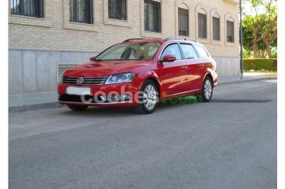 Volkswagen Passat Variant 2.0tdi Bmt Advance Dsg 110kw 5 p. en Valencia