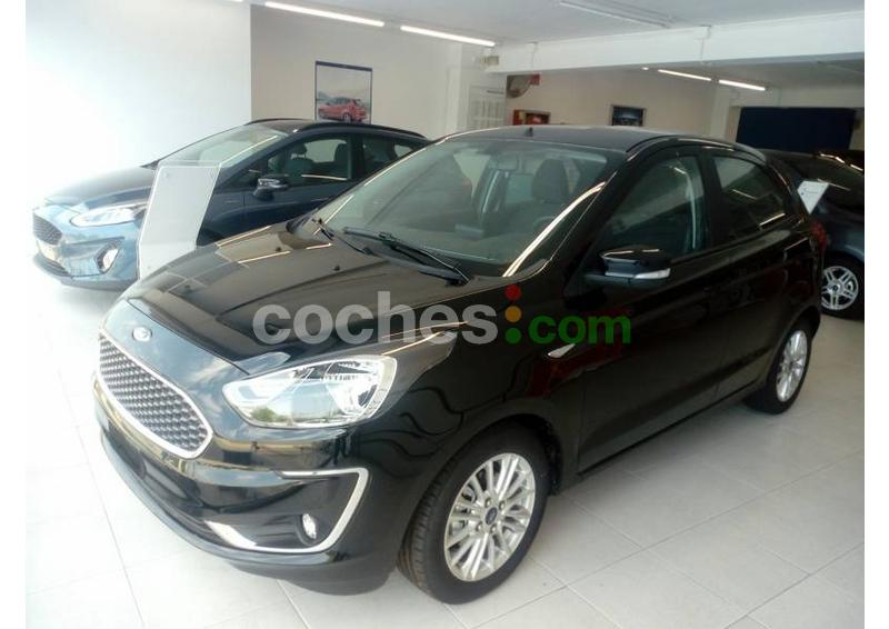 Foto del FORD Ka + 1.19 Ti-VCT Ultimate