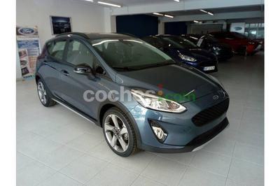 Ford Fiesta 1.5TDCi Active+ 85 - 15.200 € - coches.com