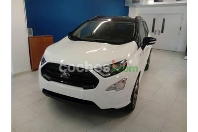 Ford EcoSport 1.0 EcoBoost ST Line 140 - 18.650 € - coches.com