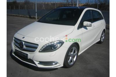 Mercedes B 180CDI BE - 29.000 € - coches.com