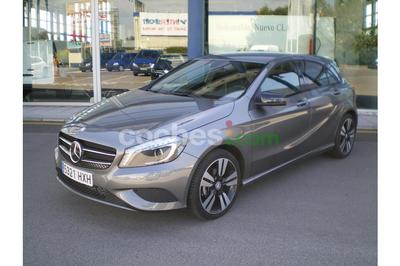 Mercedes Clase A A 180cdi Be Style 7g-dct 5 p. en Valladolid