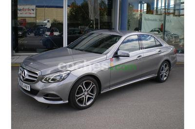 Mercedes E 220CDI BE Avantgarde - 43.000 € - coches.com
