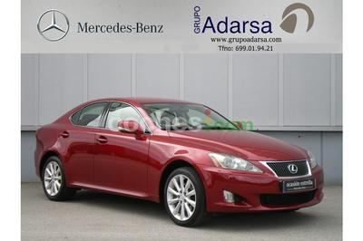 Lexus Is Is 220d Luxury Cambio 2.4 4 p. en Valladolid